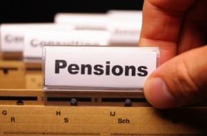 Pensions Folder