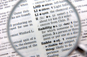 Definition of lability