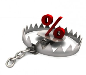 Interest Rate Trap
