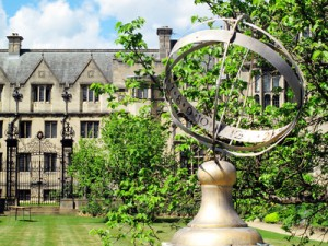 Merton College Oxford University
