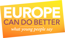 Europe can do better logo