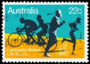 AUSTRALIA - CIRCA 1980 Community Welfare