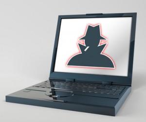 """Notebook """"Cyber Espionage"""""""