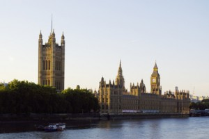 london westminster parlament and thamse